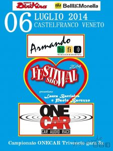Locandina one car